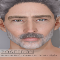 20200501 Manly Weekend poema - Poseidon skin (vendor)