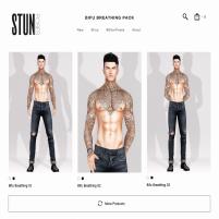 20200501 Manly Weekend STUN - Anim Pack Collection Bento 'Bifu' #16 (Wear)