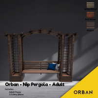 20200619 Manly Weekend 36. Orban - Nip Pergola - Adult