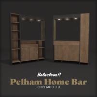 20200619 Manly Weekend BALACLAVA!! Pelham Home Bar