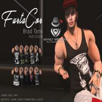 20200619 Manly Weekend FurtaCor - Brad Tank - Manly Weekend