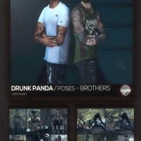 20200620 Mancave drunk panda
