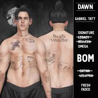 20200626 Manly Weekend [DAWN] - Gabriel Tatttoo