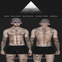20200626 Manly Weekend GUHIT - Yokai Tattoo