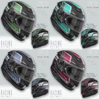 20200626 Manly Weekend L&B Swear Racing Helmets - MANLY WEEKEND