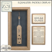 20200717 Manly Weekend Z.O.E. Equalizer Paddle Display Promo