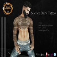 20200731 Manly Weeekend __UbS__ SilenceDark Tattoo AD