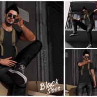 20200731 Manly Weeekend [BLACK] Pack 5