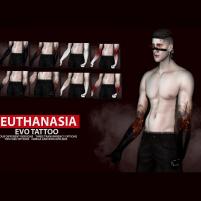 20200731 Manly Weeekend EUTHANASIA - EVO TATTOO