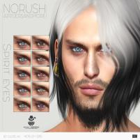 20200731 Manly Weeekend [NoRush] Spirit Eyes AD