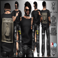 20200731 Manly Weeekend V8 SHOP DICK-TATOR COMPLET OUTFIT