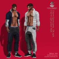 20200814 Manly Weekend E.Storm Sports pants . OK-style_jacket. Mark