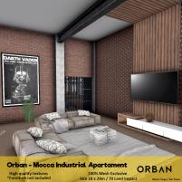20200814 Manly Weekend Orban - Mooca Industrial Apartament